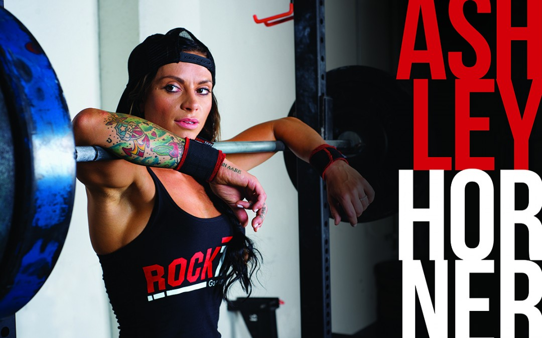 Welcome Ashley Horner to team RockTape!