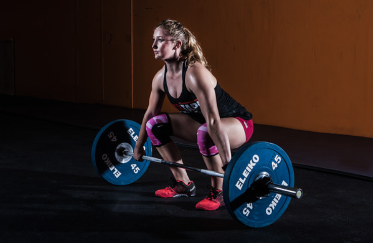 Meet Team RockTape: Teen CrossFit Superstar Ashleigh Wosny