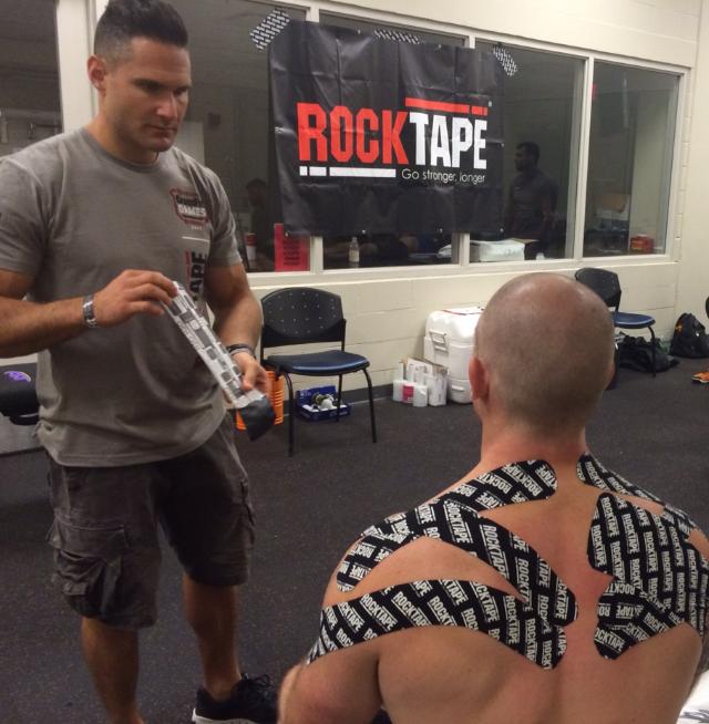 Meet a RockTape Chiro: Todd Rodman, DC, CCSP, CSCS