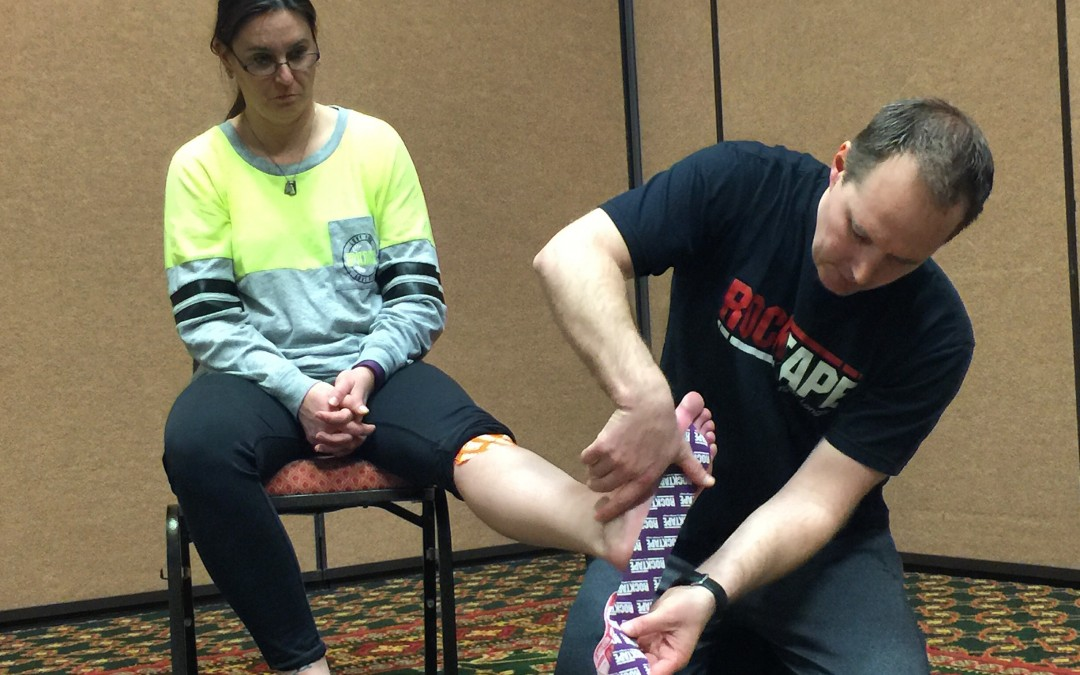 Meet a RockTape Physical Therapist: Tony Mikla DPT, MSPT, CSCS, XPS