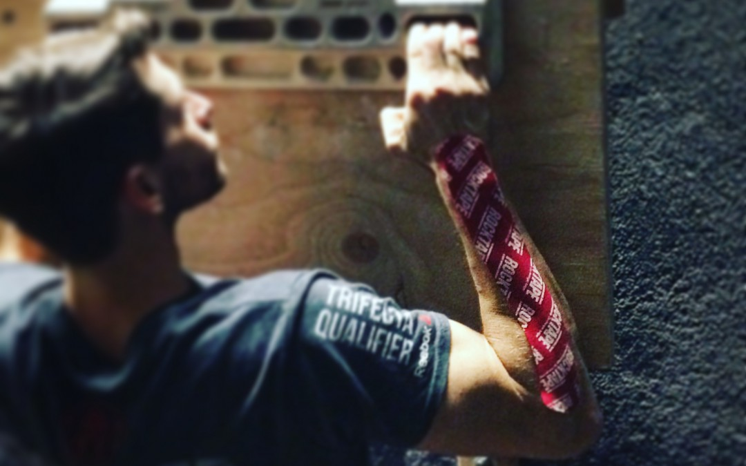 Meet RockTape's Awesome Obstacle Course Racing PT, Jeff Shady
