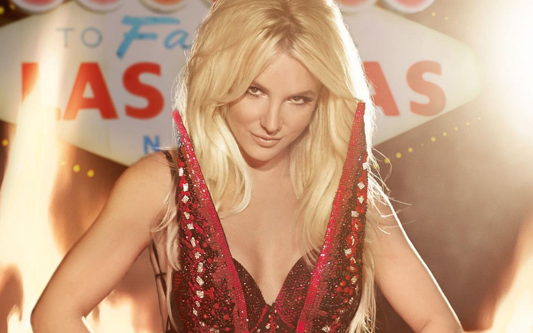 Rock Out with Britney in Las Vegas with RockTape!