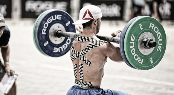 RockTape and CrossFit: Keeping the Athlete 'In the Game'