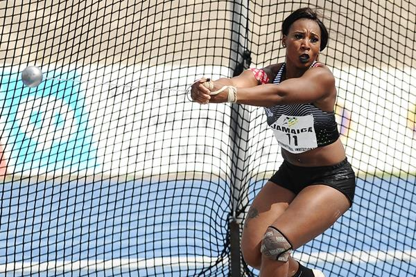 #Rock2Rio with American Record-Breaking Hammer Thrower Gwen Berry