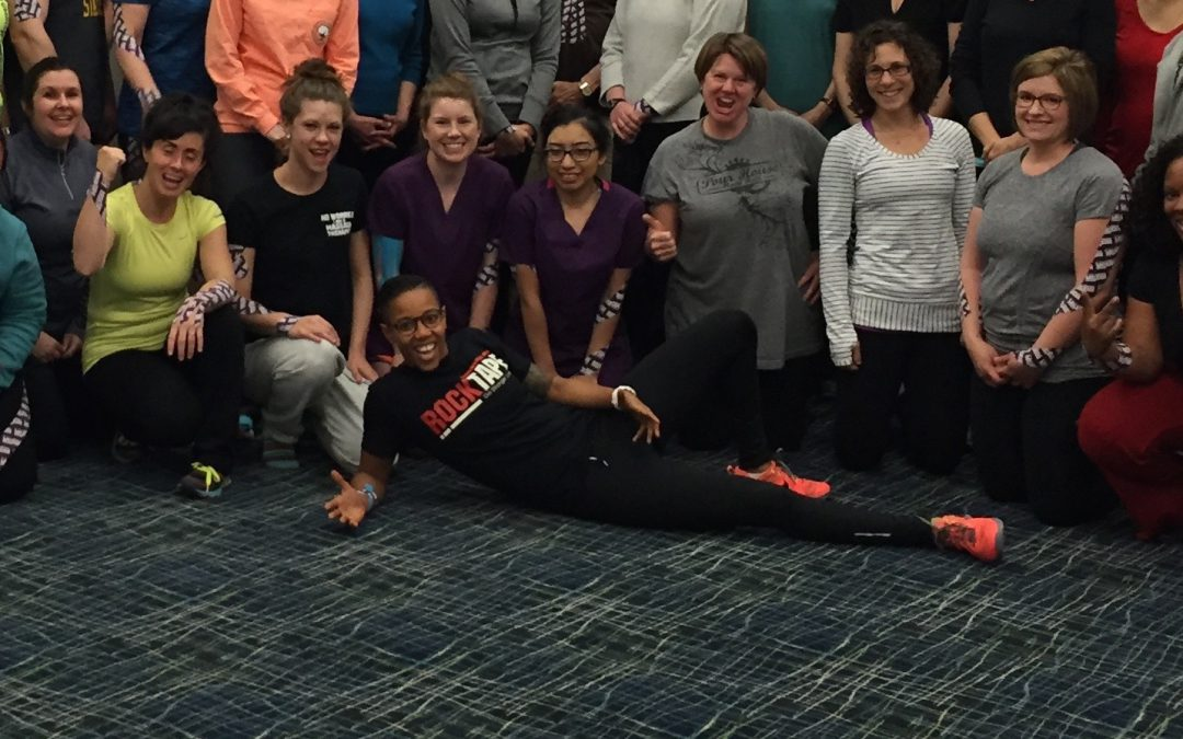 Meet RockTape Physical Therapy Doc Shante Cofield