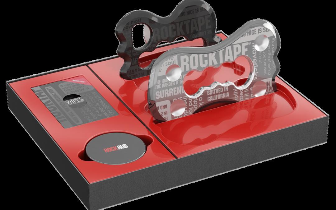 RockBlades: The Latest in IASTM Tools & Evidence-Informed Methodology