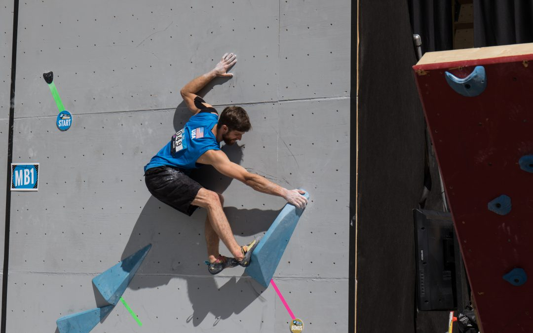 What's Next in the Olympics? RockTape & Competitive Climbing #RockTokyo