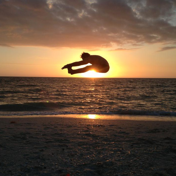jumping-beach