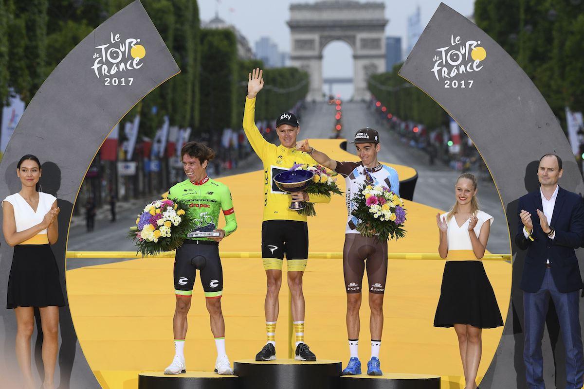 RockTape Powering a Podium Finish at the Tour de France