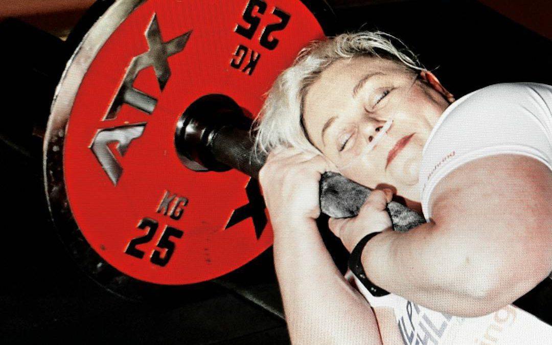 Meet Team RockTape: The Strongest Woman on Oxygen Therapy, Karen Skalvoll