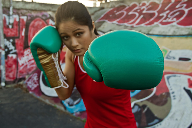 Meet Casey Morton: Fighter, Mountain Mover & Pro Boxer