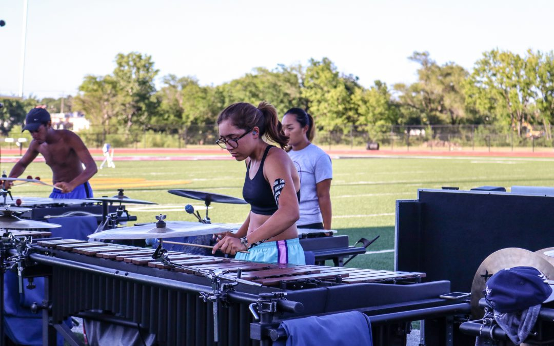 How RockTape Keeps This Drum & Bugle Band Marching Stronger Longer