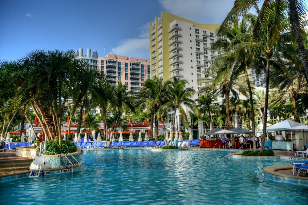 The Loews Hotel Miami Beach Best Beaches In World