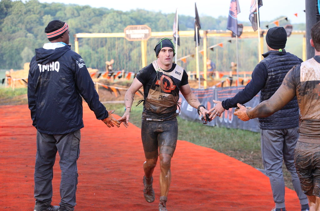 Ultra-OCR Man, Evan Perperis, Goes Stronger Longer