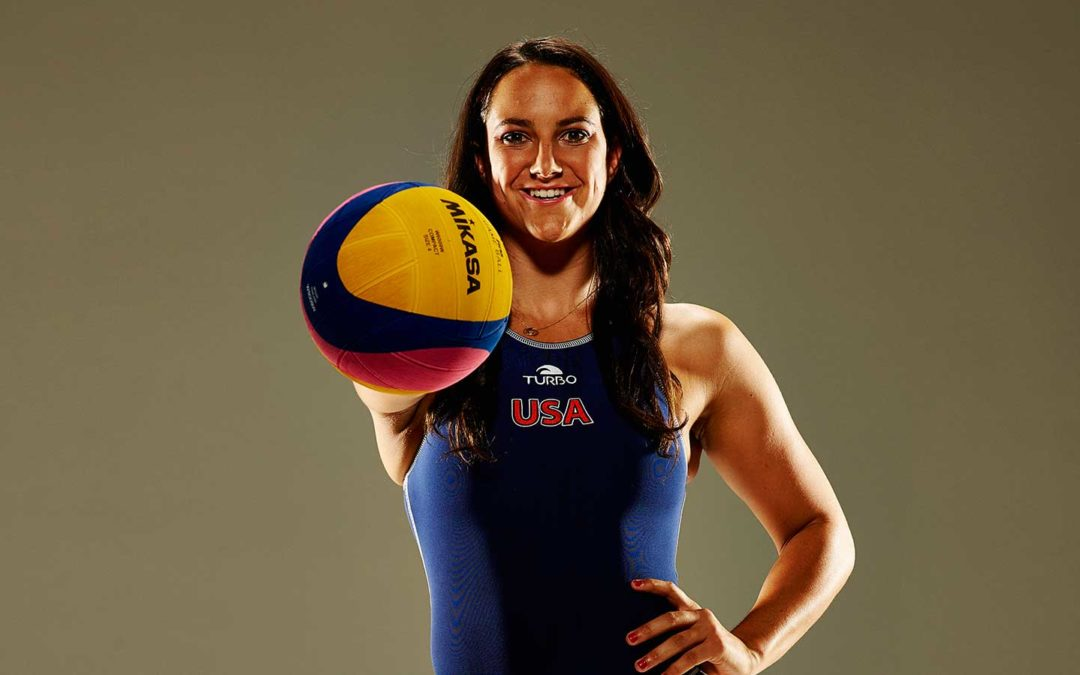 Pride, Passion & Water Polo: Introducing RockTape Olympic Athlete Maggie Steffens